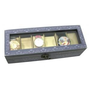 Шкатулки и коробки для часов