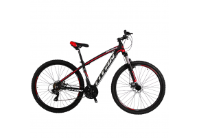 фото Велосипед Titan Explorer 29 2019 black-red-white