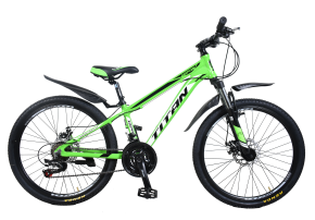 фото Велосипед Titan XC2419 24 12 2019 green-black