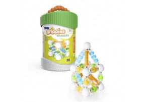 фото Конструктор Guidecraft Grippies Shakers, 30 деталей (G8322)