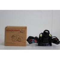 Фонарь налобный сенсорный Headlamp 1808 Sensor