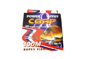 фото Леска рыболовная Winner Power carp 0.30mm 100m sf-849