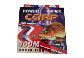 фото Леска рыболовная Winner Power carp 0.35mm 100m sf-850
