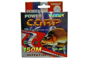 фото Леска рыболовная Winner Power carp 0.40mm 150m sf-854