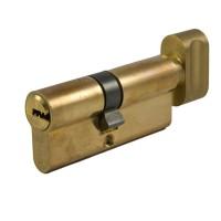 Цилиндр 110 мм (55x55T) кл-пов 5 кл жовтий 12110/ВТ SIBA 50.10.50 /BT