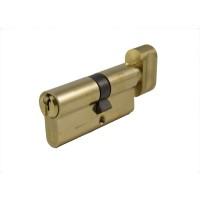 Цилиндр 60 мм (30/30Т) кл-пов 3 кл жовтий 12160/CT SIBA 25.10.25 /CT 3к
