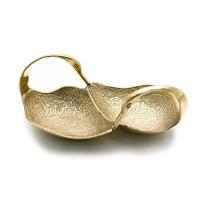 """Менажница """"Лебеди"""" бронза (18,5х7,5х9 см) 1719"""