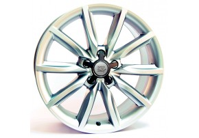 WSP Italy AUDI W550 Allroad CANYON R17 W7,5 PCD5X112 ET28 DIA66,6 SILVER
